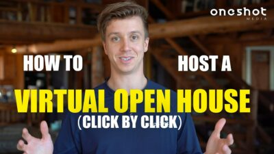 How To Host a Virtual Open House